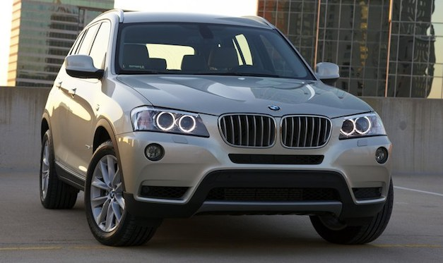 2012bmwx3xdrive28i BMW announces X3 xDrive28i with 2.0L Turbo, X5 M Sport Edition and More for 2012