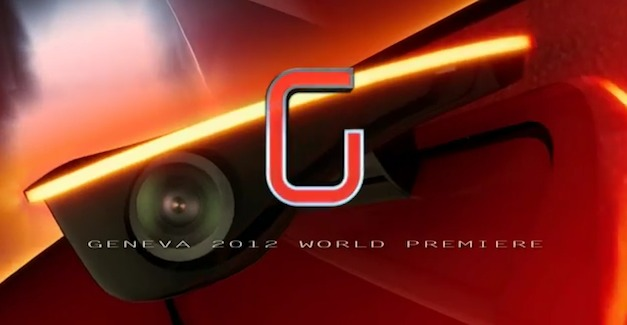 Italdesign-Giugiaro 2012 Geneva Motor Show Concept