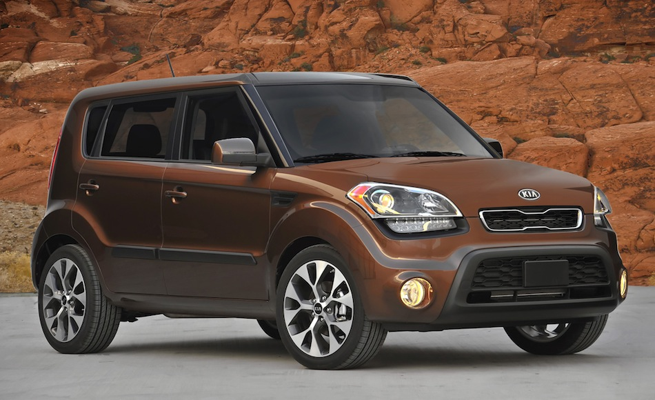 2012 Kia Red Rock Special Edition Soul