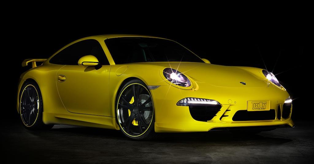 TechArt 2012 Porsche 911 Carrera