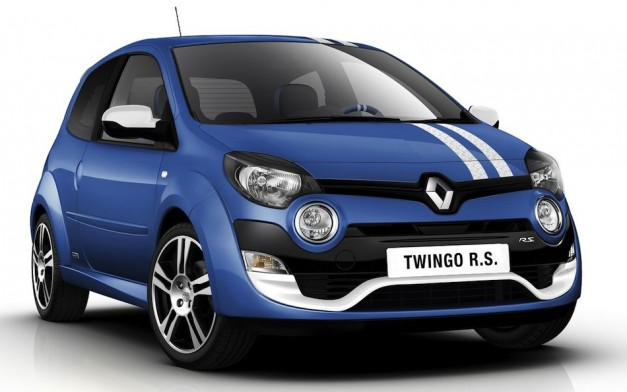 2012 Renault Twingo RS gets F1 inspired styling
