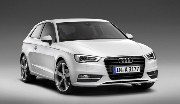 2013 Audi A3 hatchback gets fully leaked before Geneva