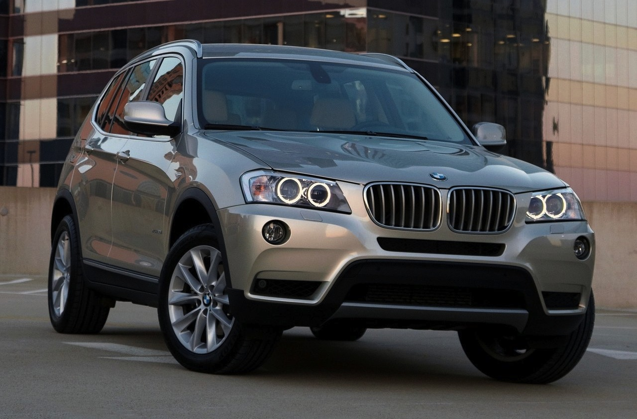 Coil Springs For Sale >> 2013 BMW X3 - egmCarTech