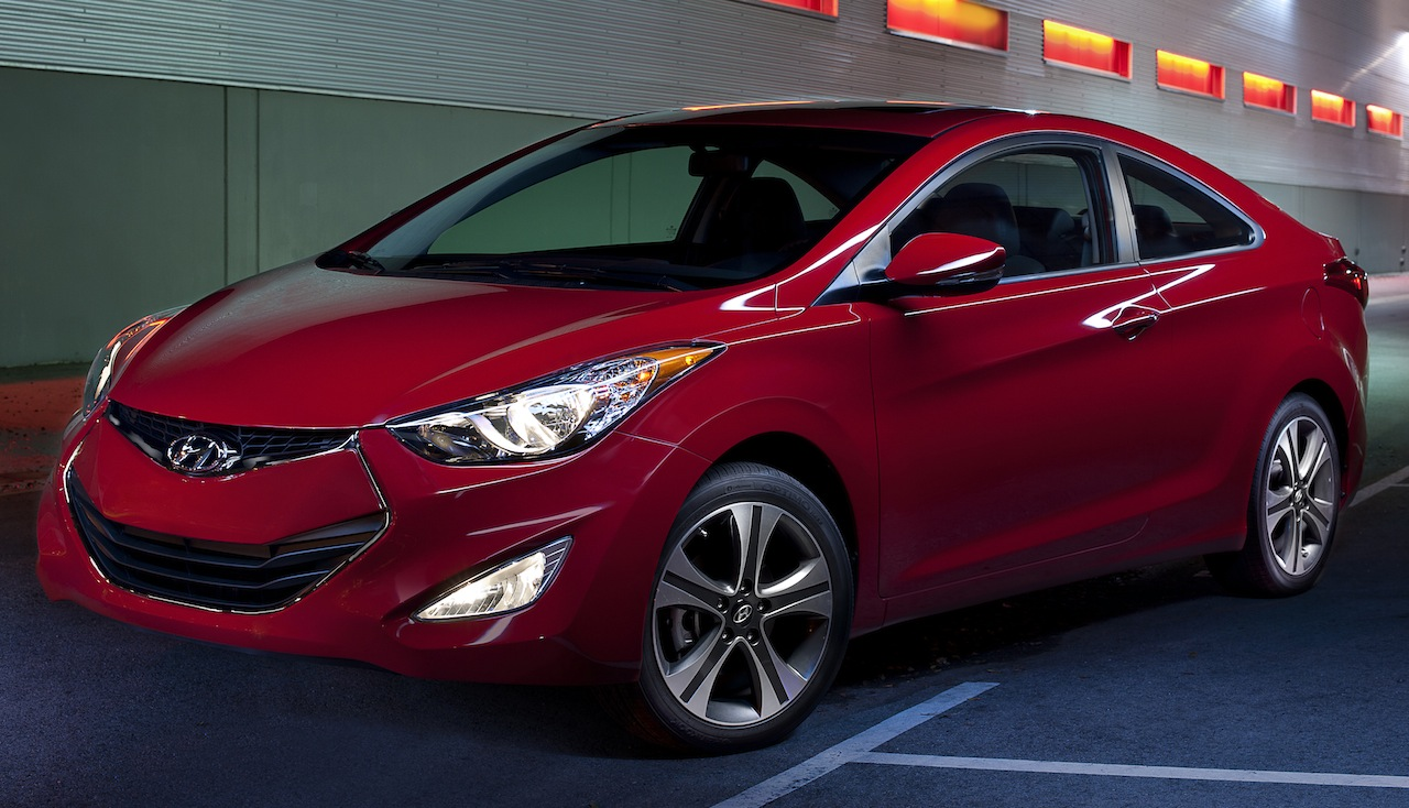 pictures 2013 hyundai elantra - photo #45