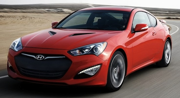 2013 Hyundai Genesis Coupe Price Starts At $24,250, V6 Model Starts At  $28,750