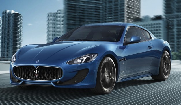 2013 Maserati GranTurismo Sport to debut in Geneva