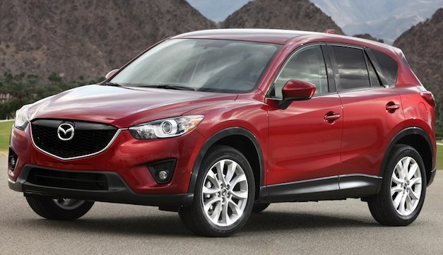 2013 Mazda CX-5 price starts at $20,695