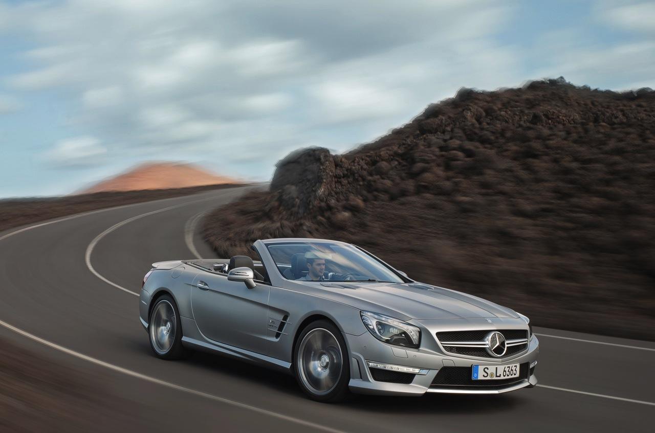 2013 mercedes benz sl63 amg egmcartech for Mercedes benz amg sl63