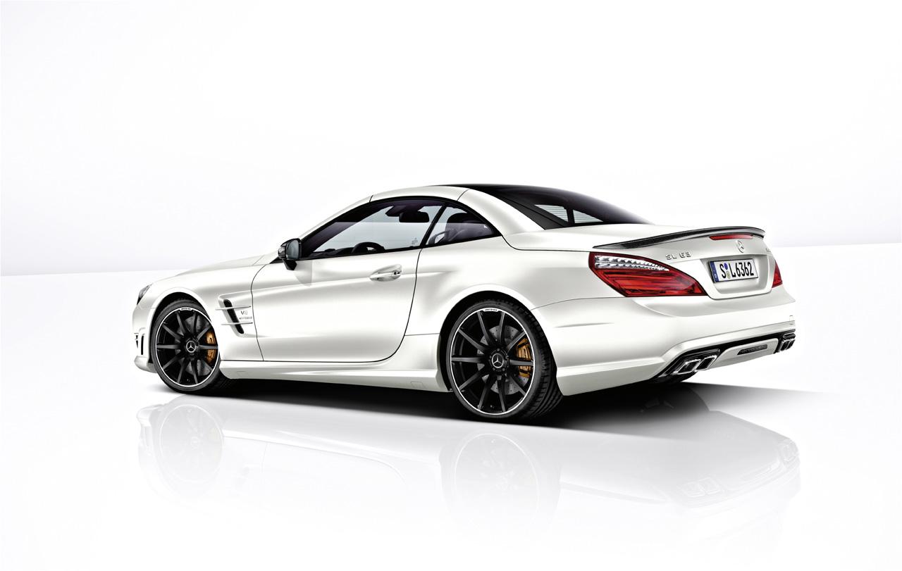 2013 mercedes benz sl63 amg new egmcartech for Mercedes benz amg sl63