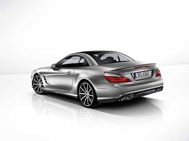2013 Mercedes-Benz SL63 AMG New