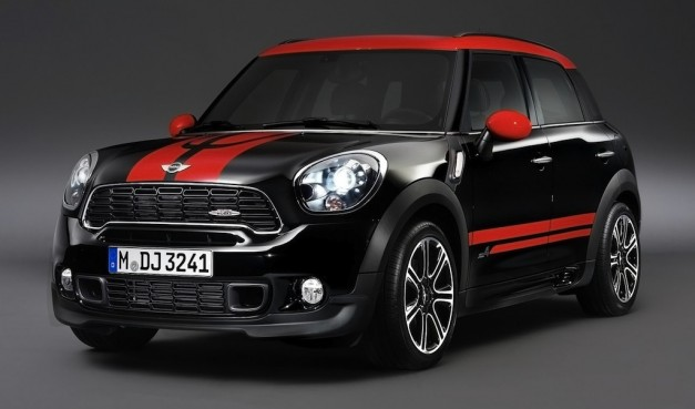 2013 Mini John Cooper Works Countryman unveiled, will show up to Geneva