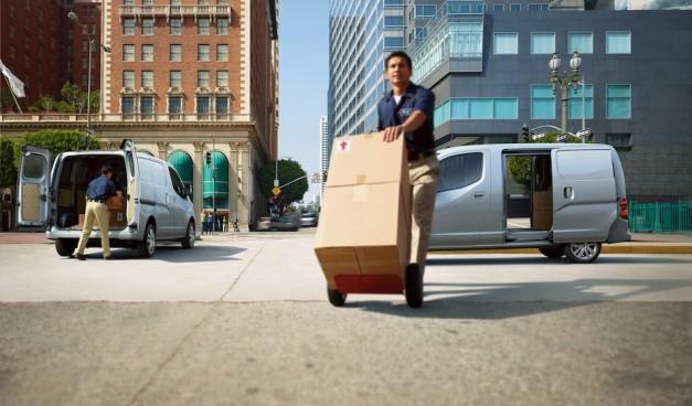 2012 Nissan NV200 Compact Cargo Van