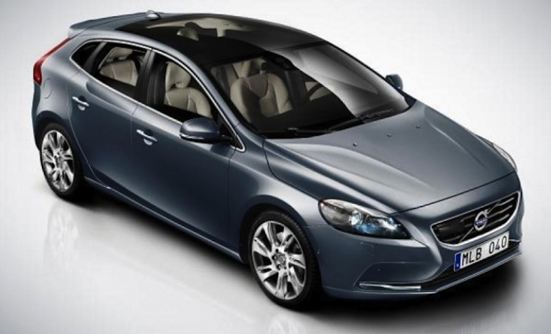 2013 Volvo V40 Leak Again