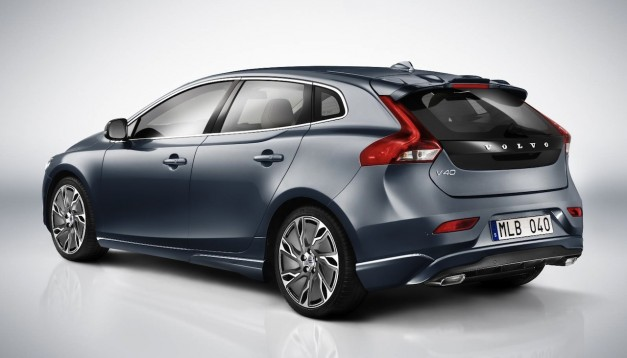 2013 Volvo V40