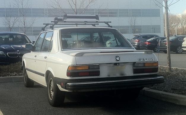 BMW E28 524td