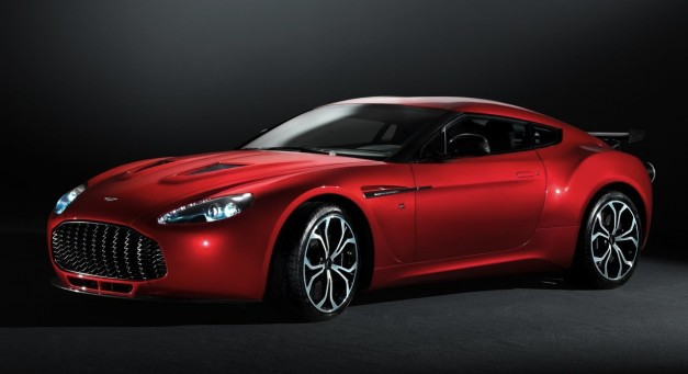 astonmartinv12zagatop 01 627x341 Aston Martin V12 Zagato revealed, only 150 will be built