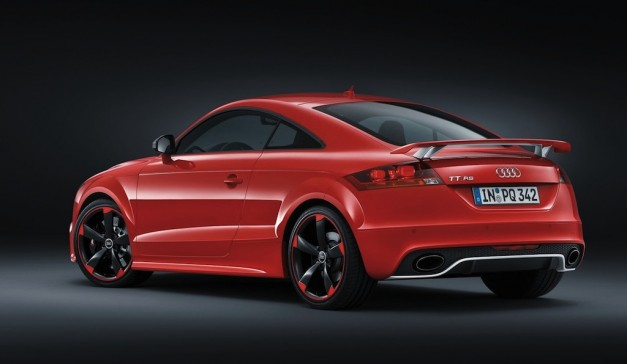 Report: The next Audi TT RS will come with a dual-clutch only