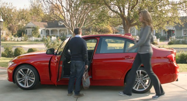 Video: 2012 BMW 3-Series national campaign released, will air during Super Bowl XLVI