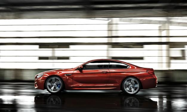 2013 BMW M6 Coupe Wallpaper