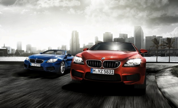 2013 BMW M6 Coupe Wallpaper