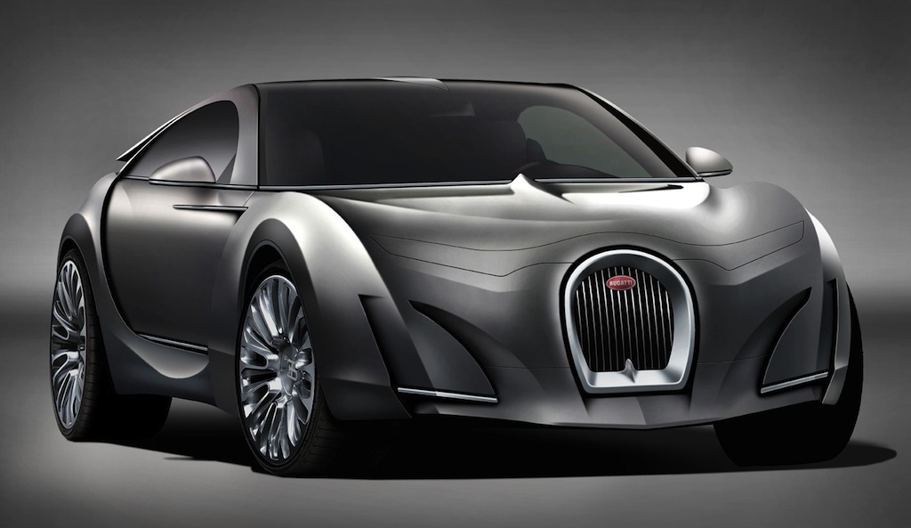 Bugatti Super Sedan Concept