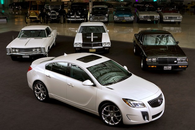 Report: Buick to revive Grand National and GNX by 2015, to be based off of Cadillac ATS's RWD platform