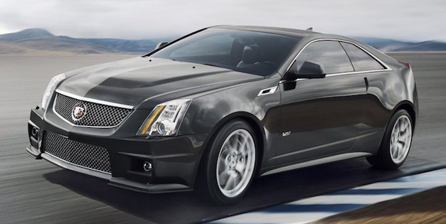 cadillacctsvcoupe2013 Cadillac beats out BMW as most desired auto brand in the U.S.