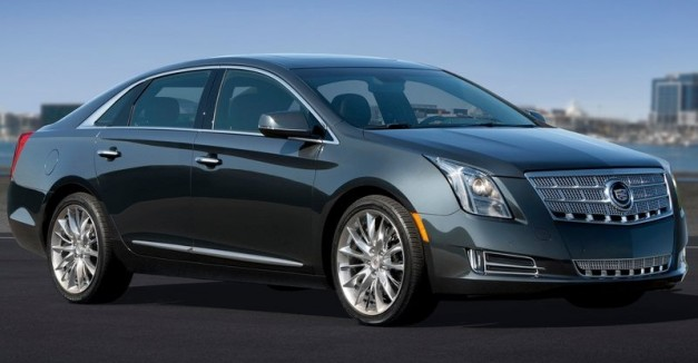 Report: There will be no high-performance Cadillac XTS-V