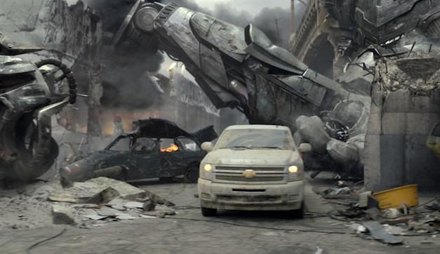 Chevrolet Silverado Apocalypse