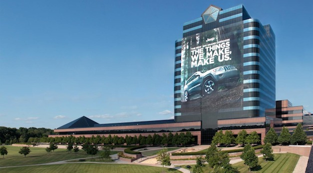 Chrysler Auburn Hills Headquarters