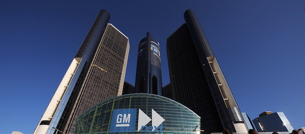 GM to buy back 200 million shares of common stock from U.S. Treasury