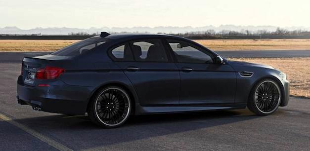 2012 G-POWER BMW M5