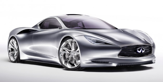Infiniti EMERG-E images released before next month's Geneva debut