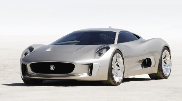 Report: Jaguar launches production of turbine engines for C-X75 supercar