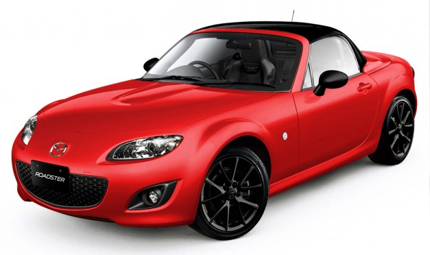 2012 Mazda MX-5 Miata special-editions coming to 2012 Chicago Auto Show
