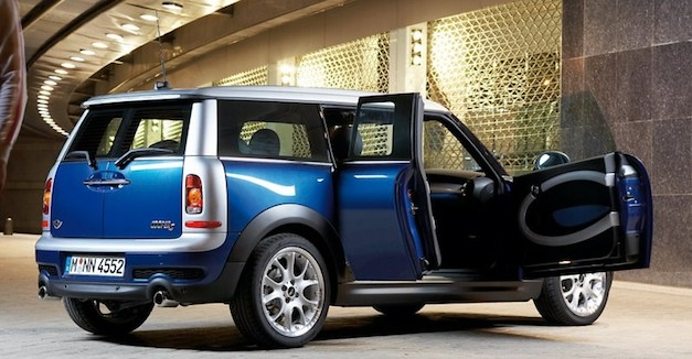 Report Next Mini Cooper Could Get Rear Hinged Door Like