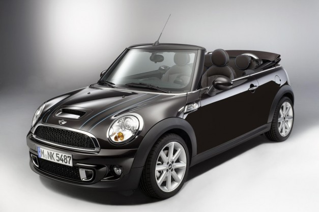 Mini Highgate Cooper Convertible special-edition debuts