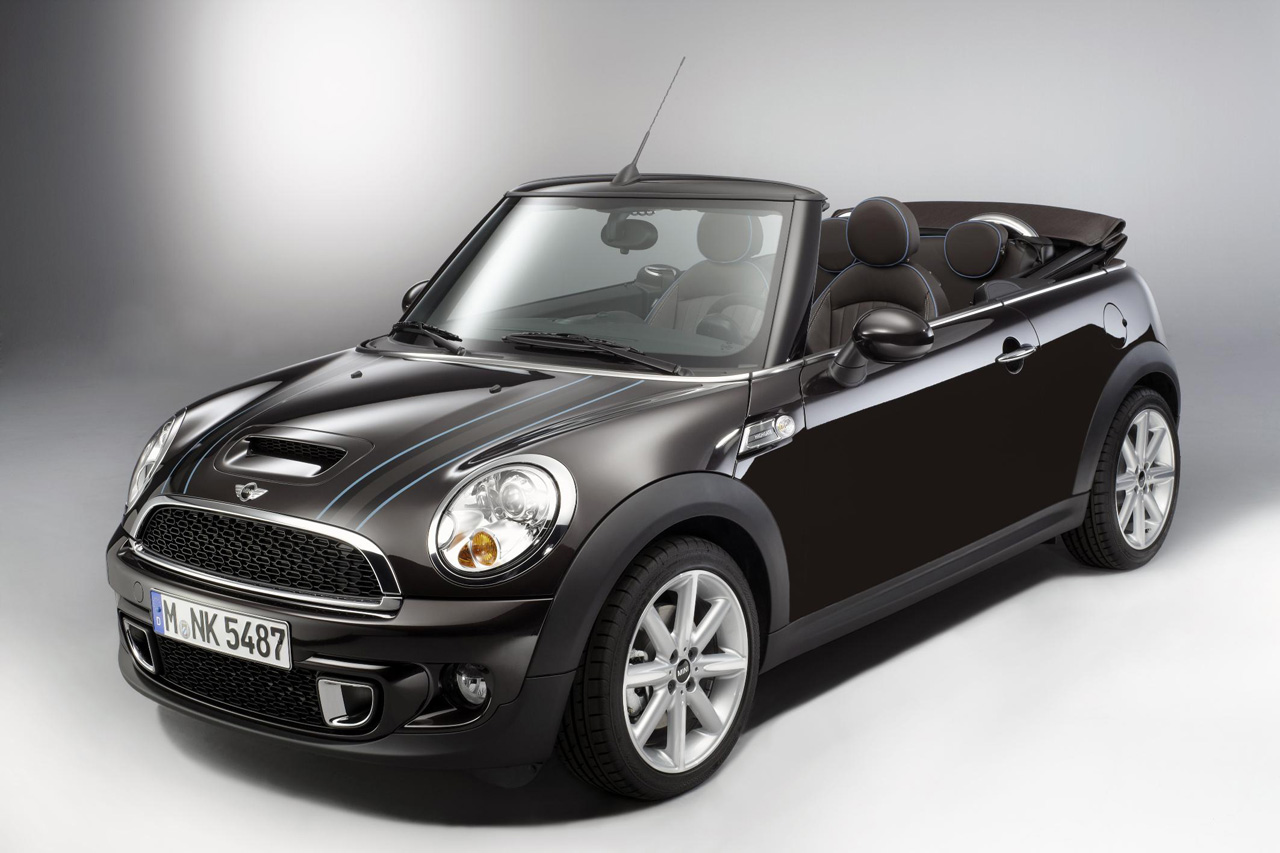 Mini Highgate Cooper Convertible