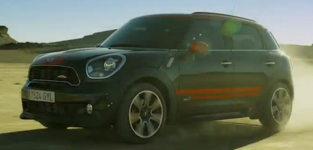 Video: MINI John Cooper Works Countryman in Action