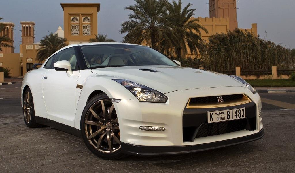 2012 Nissan GT-R VVIP