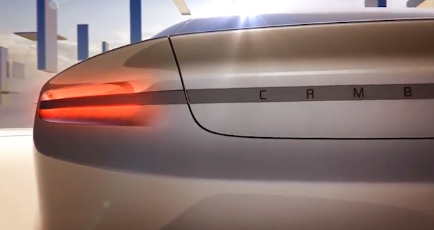 pininfarinacambianoconcept rear Video: Pininfarina Cambiano Concept teaser shows us a little more before Geneva
