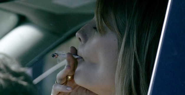 Smoking Driving