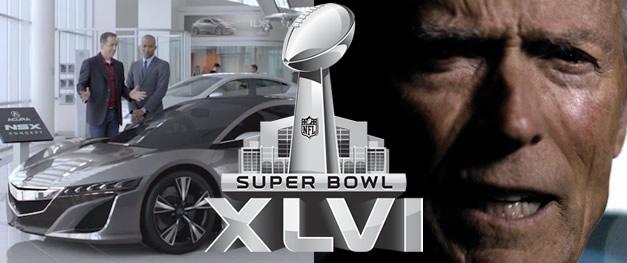 Super Bowl XLVI Car Commercials