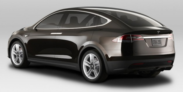 BREAKING: Tesla Model X revealed, will enter production in late 2013