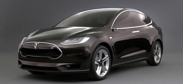 Report: The Tesla Model X predicted to outsell competition of premium SUV market
