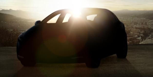 2013 Volvo V40 Shadow Teaser