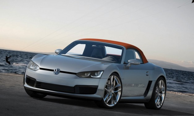 Report: Volkswagen denies any plans to make a small sports car