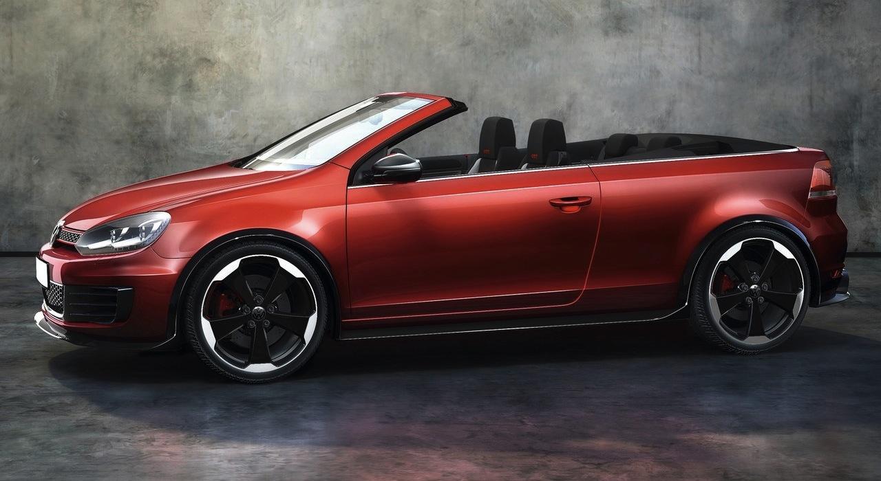 volkswagen golf gti cabriolet concept egmcartech. Black Bedroom Furniture Sets. Home Design Ideas
