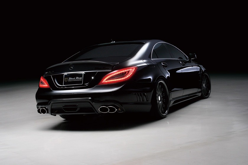 Wald International Mercedes-Benz CLS63 AMG - egmCarTech ...