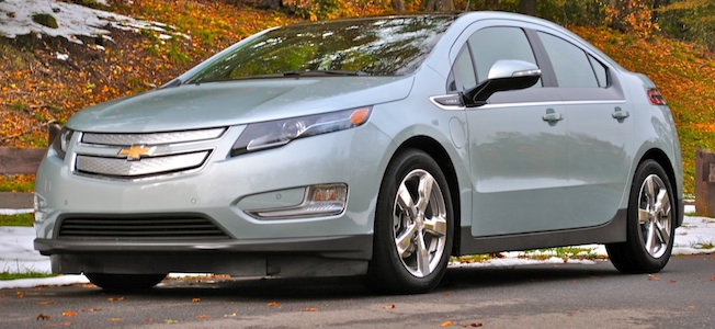 Review: 2012 Chevrolet Volt